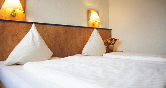 Hotel Oberhausen Hotel Haus Union nahe dem CentrO